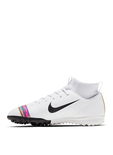 Nike Halı Saha Ayakkabısı Beyaz